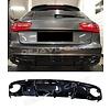 OEM LINE® RS6 Look Diffuser voor Audi A6  C7 S line / S6
