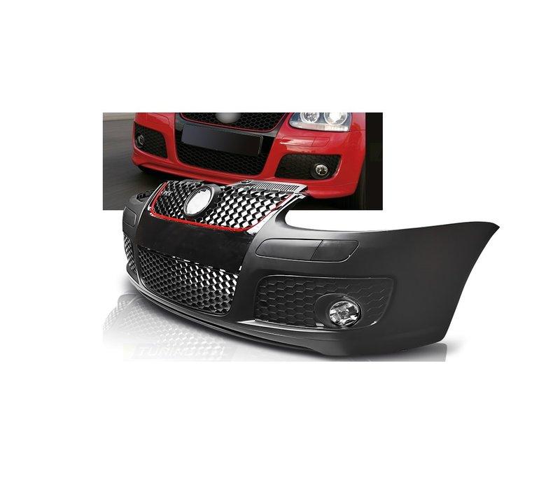 GTI Look Front bumper for Volkswagen Golf 5