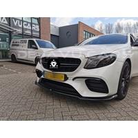 E63 AMG Look Voorbumper voor Mercedes Benz E-Klasse W213