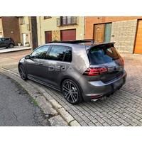 Dakspoiler Extension voor Volkswagen Golf 7 R / GTI / GTD
