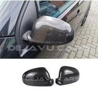 Carbon spiegelkappen für Volkswagen Golf 5