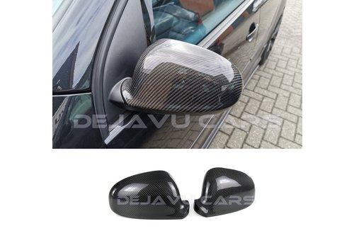 OEM LINE® Carbon spiegelkappen voor Volkswagen Golf 5