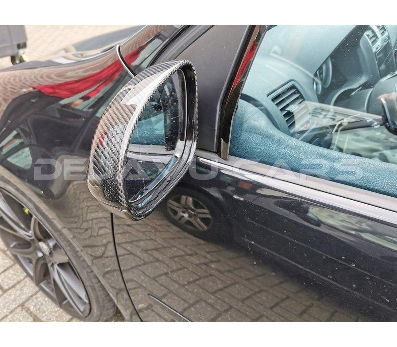 Carbon mirror caps for Volkswagen Golf 5