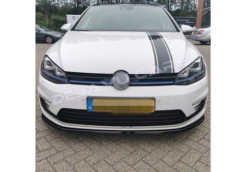 OEM LINE® Front Splitter for Volkswagen Golf 7 GTE