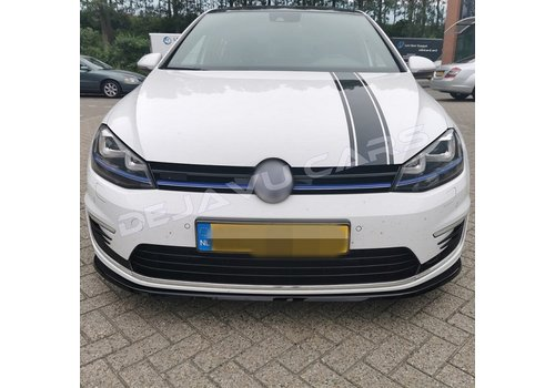 OEM LINE® Front Splitter voor Volkswagen Golf 7 GTE
