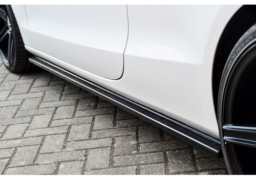 OEM LINE Side Skirts Diffuser für Audi A5 8T / S5 / S line Coupe / Cabrio