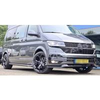 ABT Look Front splitter for Volkswagen Transporter T6.1