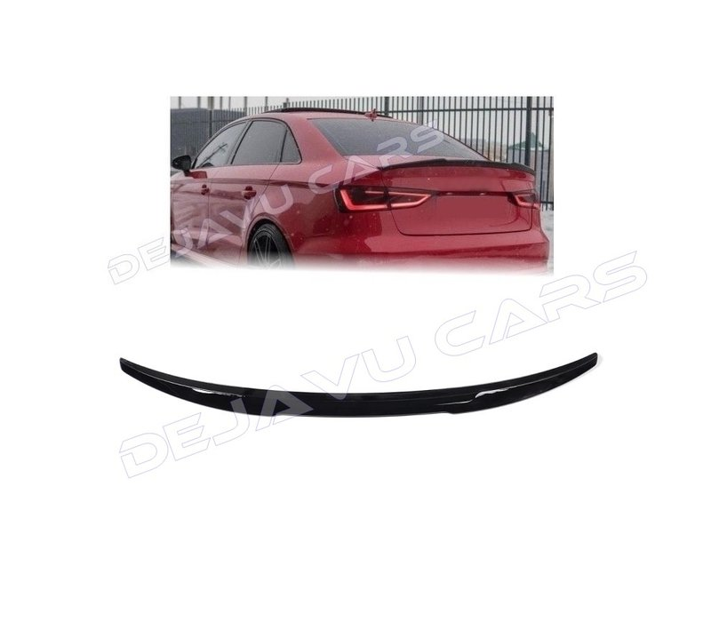 S3 Look Tailgate spoiler lip for Audi A3 8V
