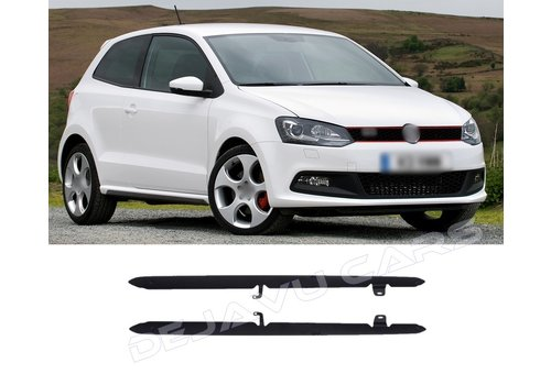 OEM LINE GTI Look Side skirts for Volkswagen Polo 5 (6R/6C)