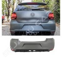 R20 Look Achterbumper voor Volkswagen Polo 6R / 6C