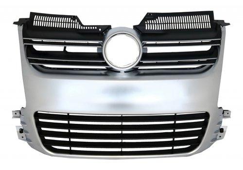 OEM LINE® Front Grill voor Volkswagen Golf 5 R32