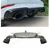 OEM LINE® RS3 Look Uitlaat systeem voor Audi A3 8V Sedan