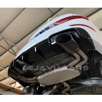 RS3 Look Uitlaat systeem voor Audi A3 8V Sedan