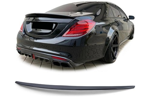 OEM LINE® AMG Look Tailgate spoiler lip for Mercedes Benz S-Class W222