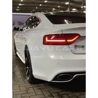 RS5 Look Achterbumper voor Audi A5 8T Sportback