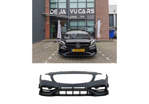 OEM LINE Facelift CLA45 AMG Look Voorbumper voor Mercedes Benz CLA-Klasse W117 / C117