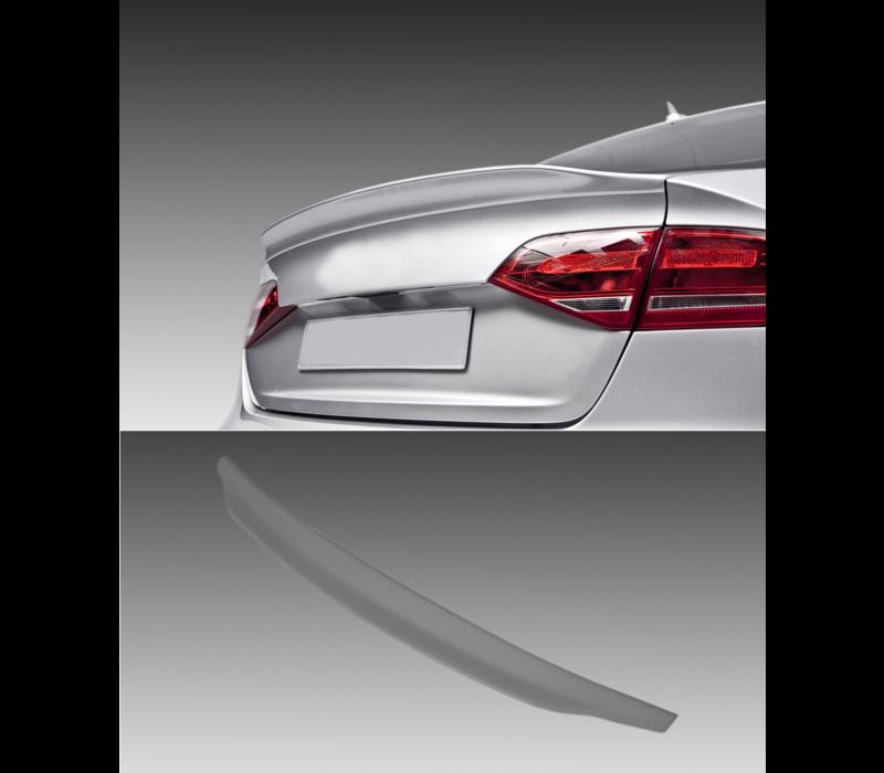 Sport Tailgate spoiler lip V.2 for Audi Audi A4 B8 Saloon