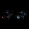 OEM LINE® LED Verlichtingsset Voetenruimte   Rood of Wit voor Volkswagen