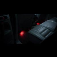 LED Verlichtingsset Voetenruimte   Rood of Wit voor Volkswagen