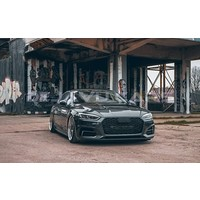 RS5 Look Front Grill Black Edition V.2 for Audi A5 B9
