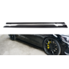 Maxton Design Side skirts Diffuser for Mercedes Benz C-Class W205 AMG Line / C43 AMG