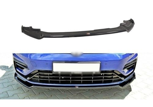 Maxton Design Front Splitter V.2 voor Volkswagen Golf 7.5 R / R line Facelift