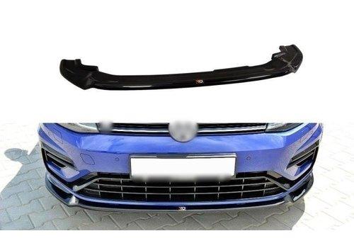 Maxton Design Front Splitter V.3 for Volkswagen Golf 7.5 R / R line Facelift