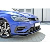 Front Splitter V.3 voor Volkswagen Golf 7.5 R / R line Facelift