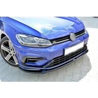 Front Splitter V.3 for Volkswagen Golf 7.5 R / R line Facelift