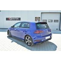 Side skirts Diffuser V.1 voor Volkswagen Golf 7.5 R / R line Facelift