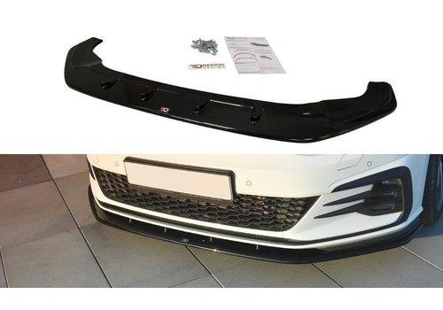 Maxton Design Front Splitter V.1 for Volkswagen Golf 7.5 GTI Facelift