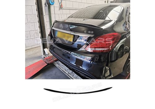 OEM LINE® C 63 AMG Look Tailgate spoiler lip for Mercedes Benz C-Class W205