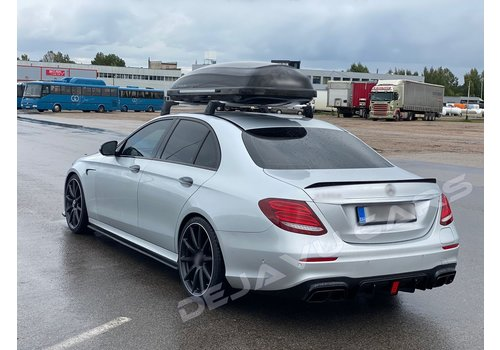 OEM LINE® E 63 AMG Look Tailgate spoiler lip for Mercedes Benz E-Class W213