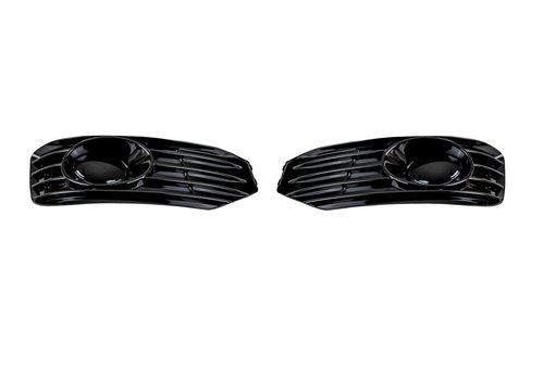 OEM LINE® Fog light grille for Volkswagen Transporter T5 / T5.1 Sportline