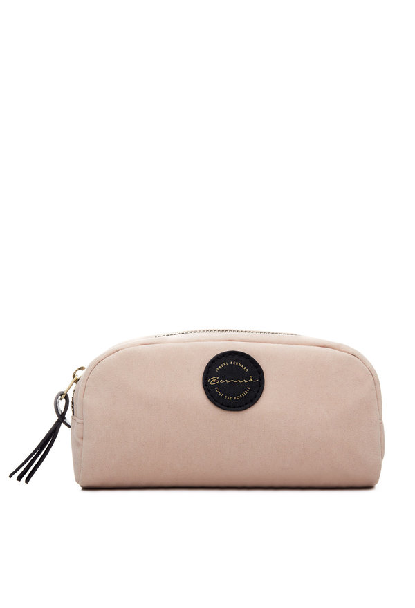 Isabel Bernard Beauty bag soft pink