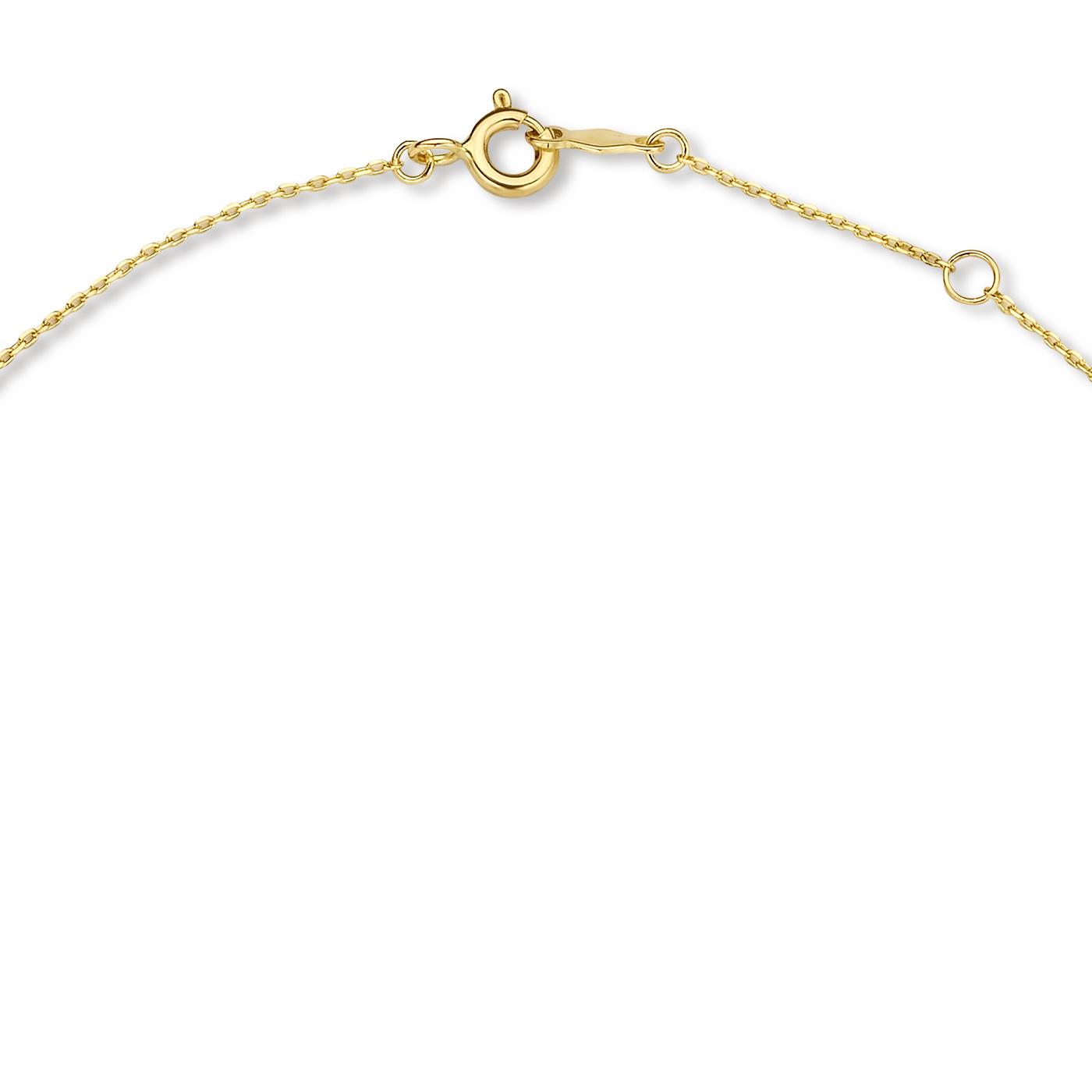 Isabel Bernard Le Marais Dauphine 14 karat guld collier stav