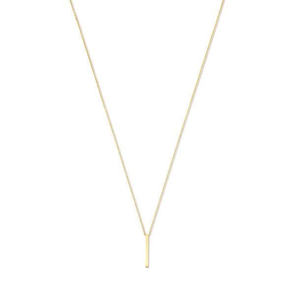 Isabel Bernard Le Marais Eloise 14 carat golden collier