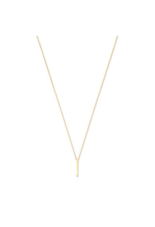 Isabel Bernard Le Marais Eloise 14 karaat gouden collier