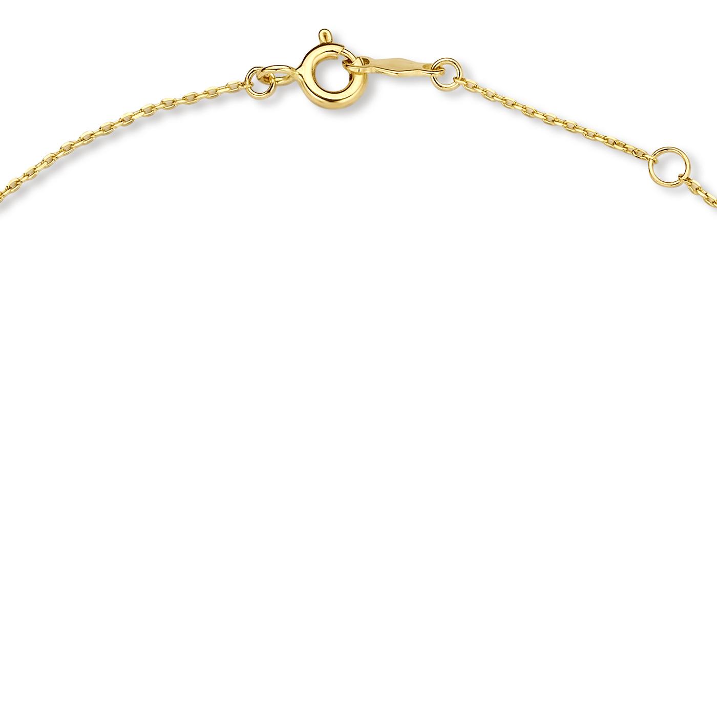 Isabel Bernard Le Marais Eloise 14 carat gold collier bar