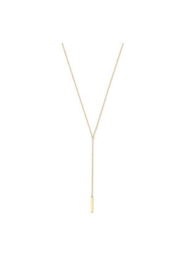 Isabel Bernard Le Marais Dauphine 14 carat gold collier