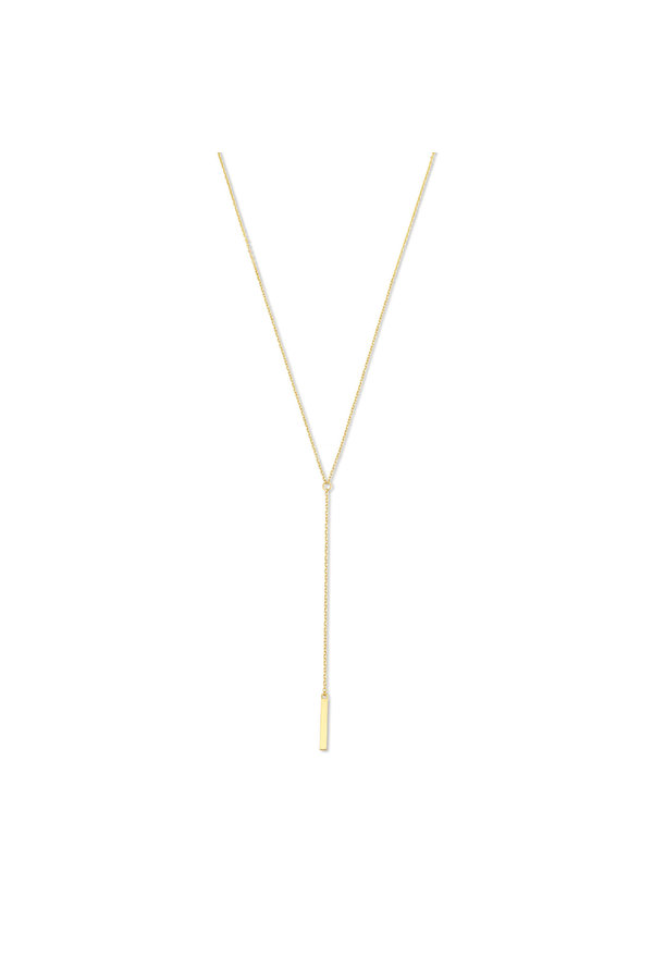 Isabel Bernard Le Marais Dauphine 14 karat guld collier