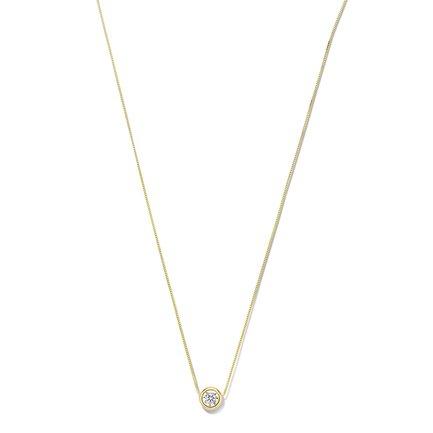 Isabel Bernard Le Marais Lison 14 karat gold necklace