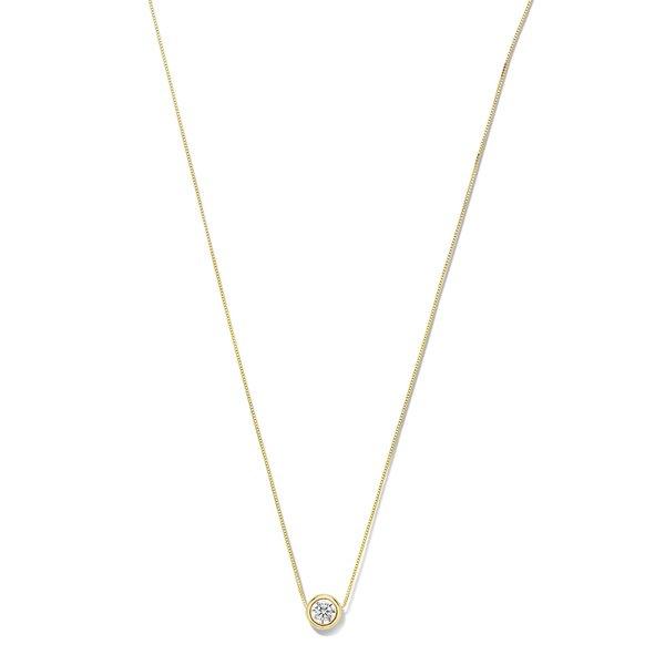 Isabel Bernard Le Marais Lison 14 karaat gouden collier
