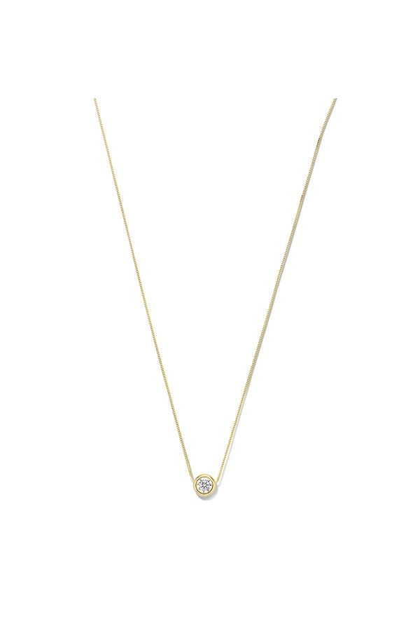 Isabel Bernard Le Marais Lison 14 carat gold necklace