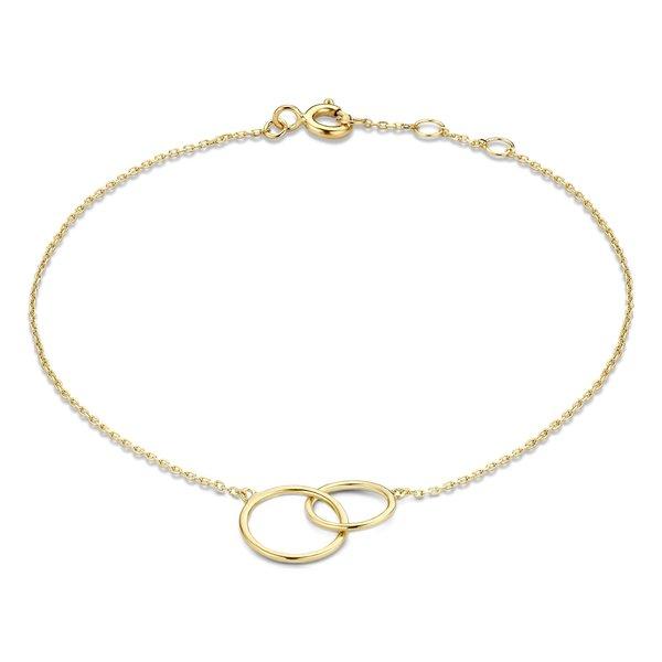 Isabel Bernard Rivoli Coline bracciale in oro 14 carati