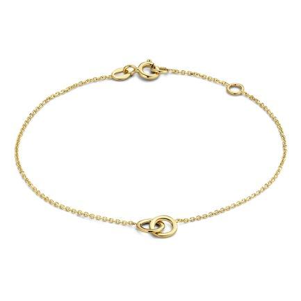 Isabel Bernard Le Marais Noémie bracelet en or 14 carats