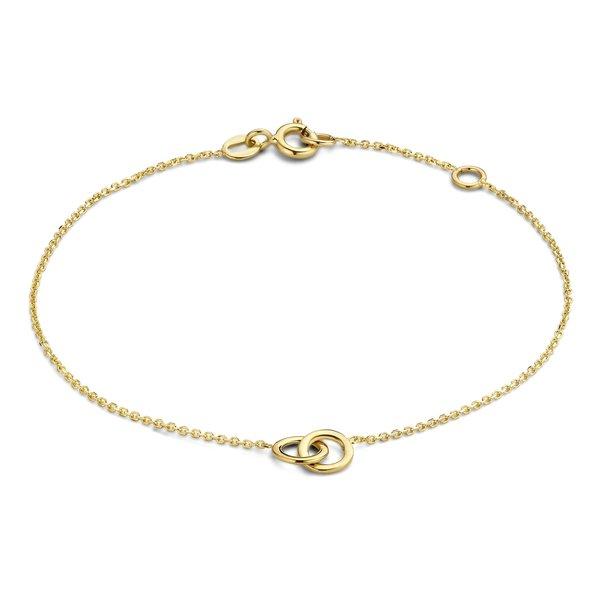 Isabel Bernard Le Marais Noémie 14 karaat gouden armband