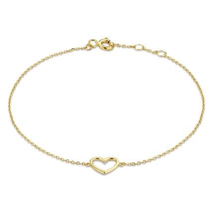 Isabel Bernard Belleville Amore bracelet en or 14 carats