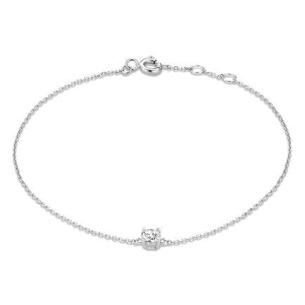 Isabel Bernard Saint Germain Faïs 585er Weißgold Armband
