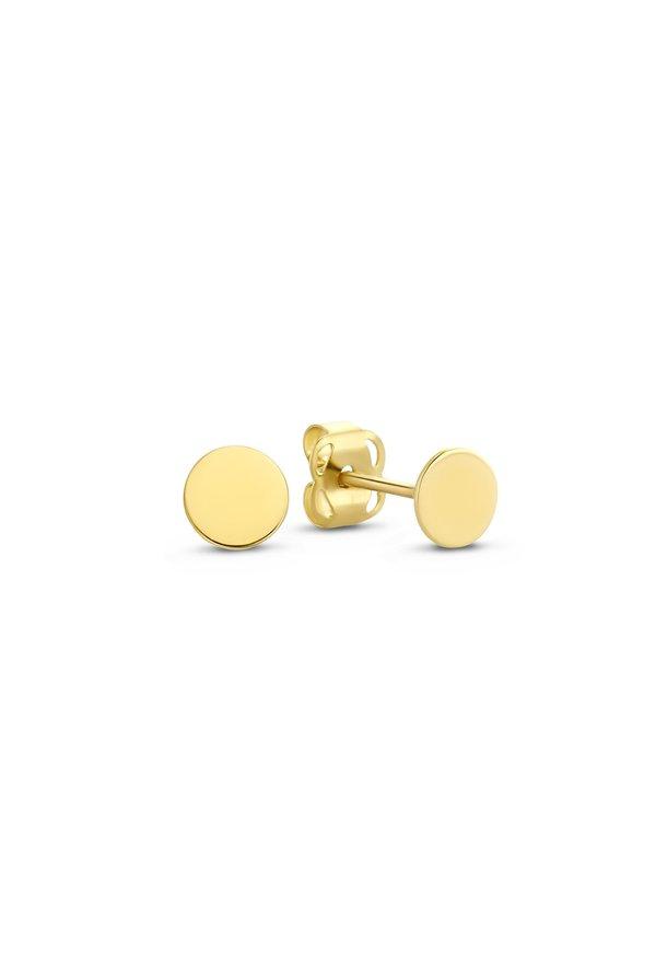 Isabel Bernard Le Marais Jeanne 14 karaat gouden oorstekers